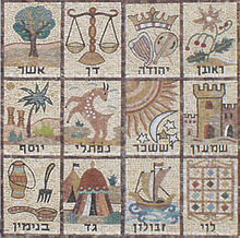 Parashat Pinchas - The Tribes of G-d