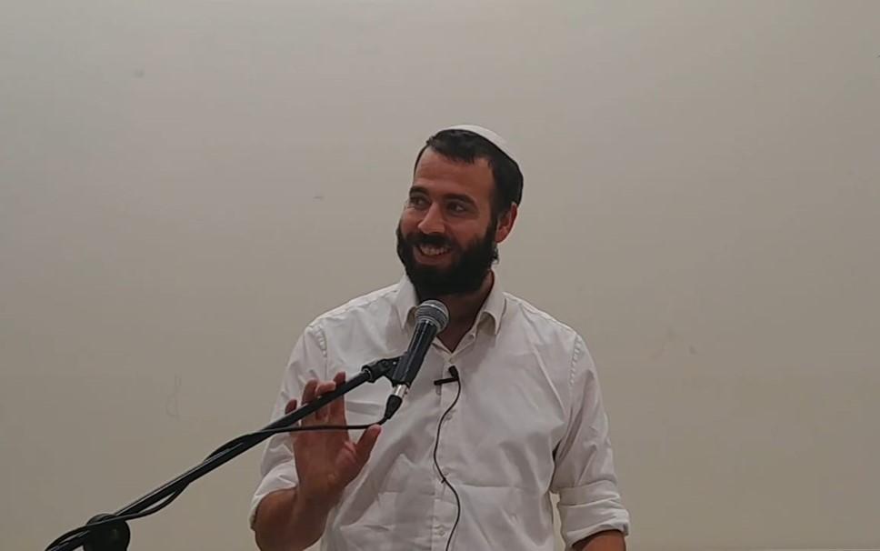 הרב אליסף יעקבסון